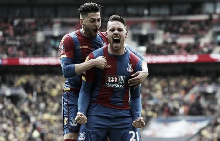 FA Cup, il Crystal Palace raggiunge lo United in finale: Watford piegato 2-1 a Wembley