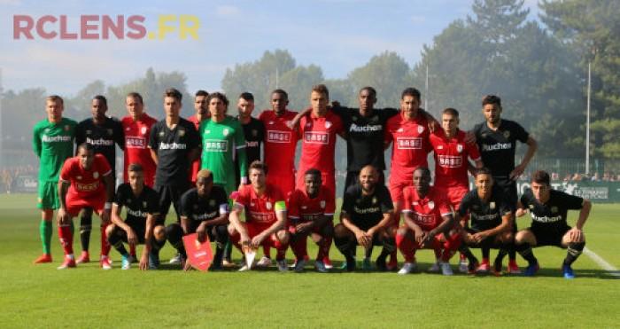 En manque d'efficacité, Lens s'incline en amical face au Standard de Liège