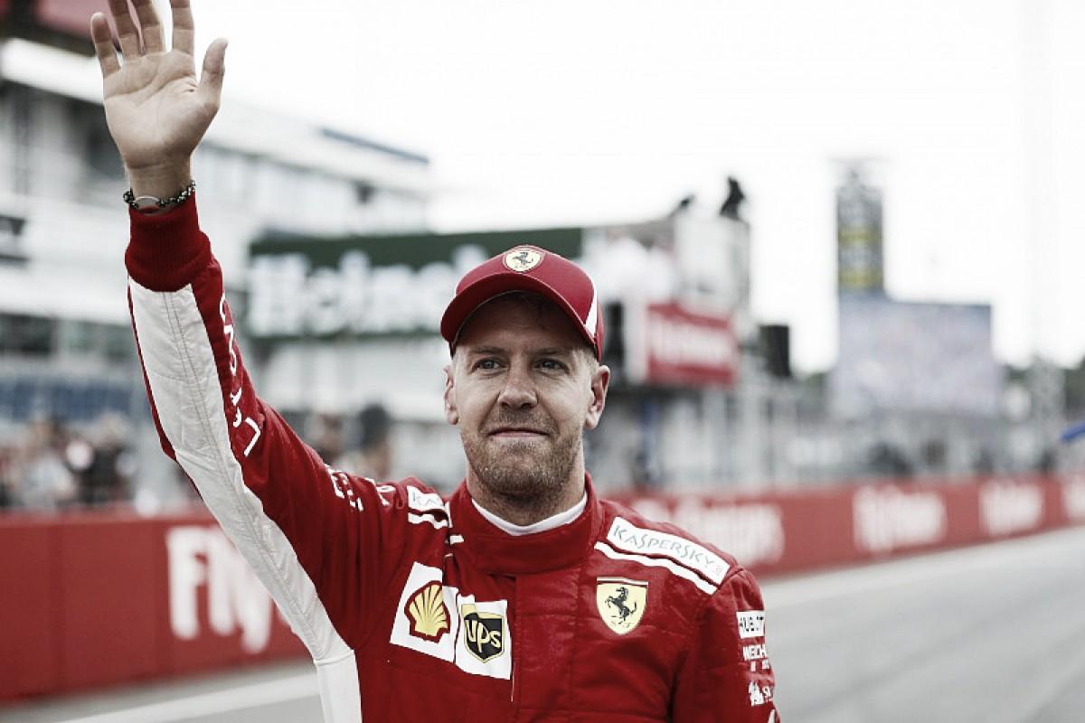 Vettel, profeta en su tierra