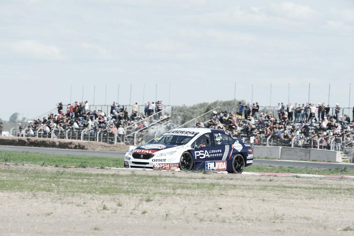 Werner se quedó con la carrera clasificatoria en San Nicolás