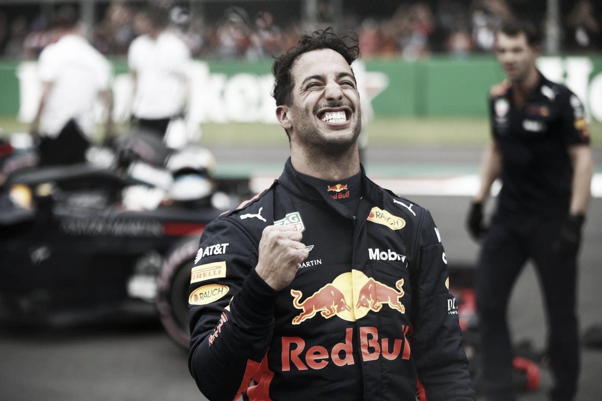 Ricciardo se queda con la pole en México