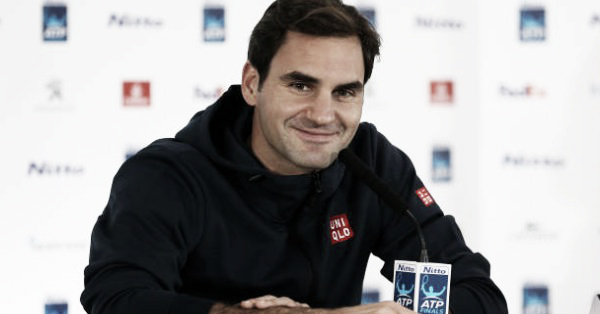 """Federer: """"La baja de Nadal afecta"""""""