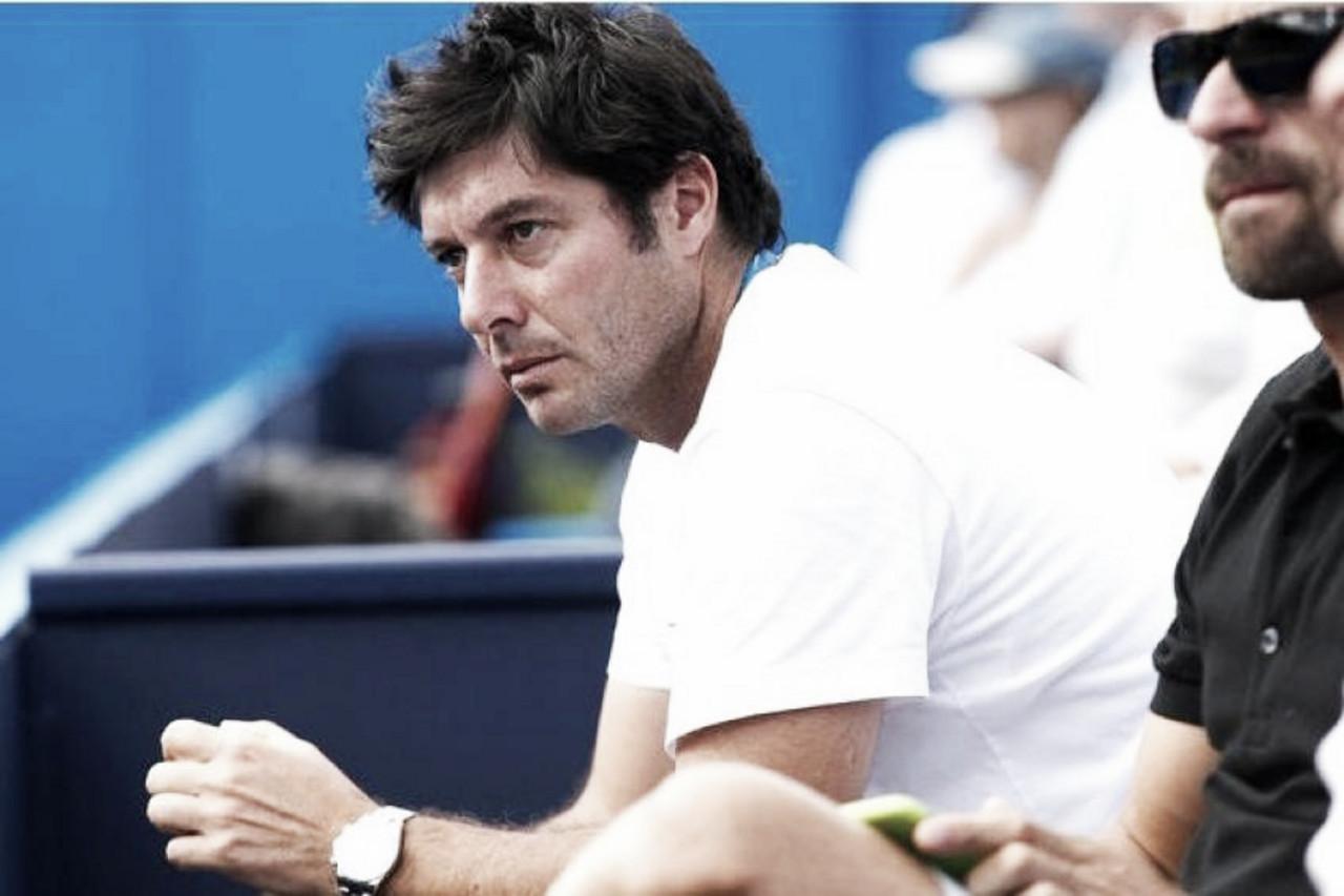 Grosjean, nuevo capitán francés de Copa Davis