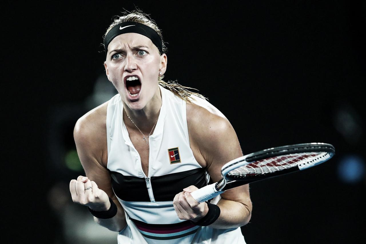 Kvitova vuelve a una final de Grand Slam