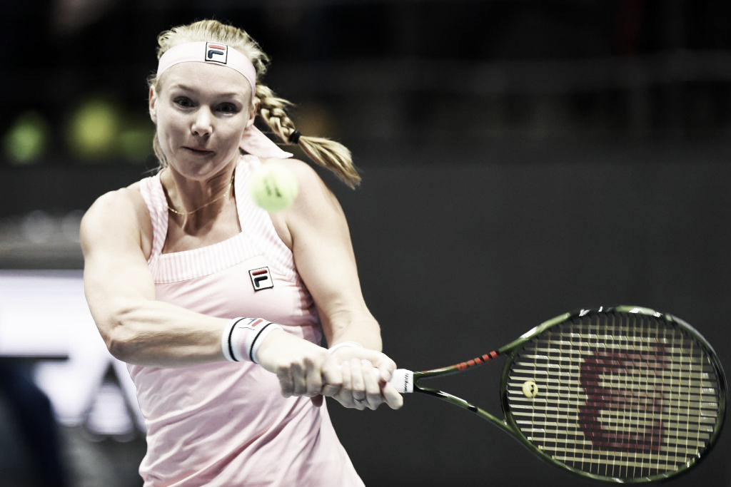 Kiki Bertens es campeona en San Petersburgo