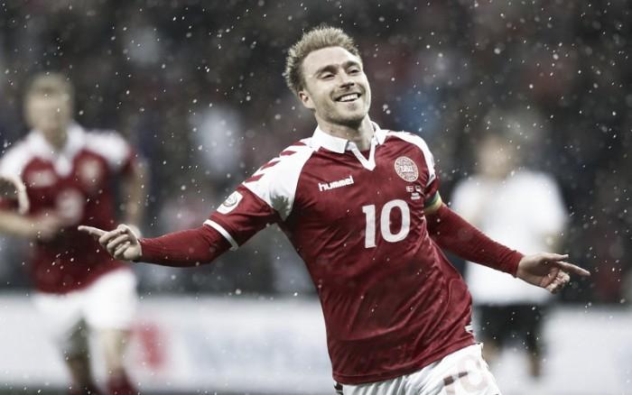 Danimarca - Irlanda 0-0, il tabellino: pari a reti bianche e poche emozioni