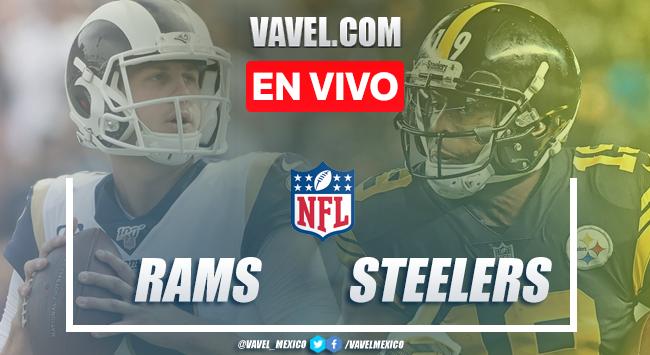 Resumen y touchdowns: Los Ángeles Rams 12-17 Pittsburgh Steelers en NFL 2019