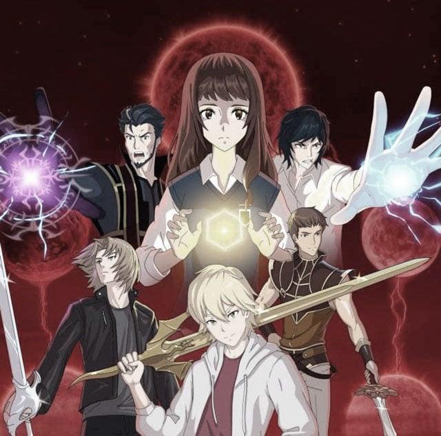 """""""Memorias de Idhún"""": el primer anime español"""
