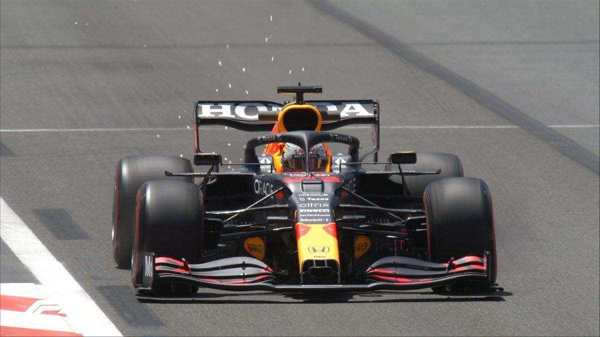 Gp Azerbaijan: miglior tempo targato Verstappen