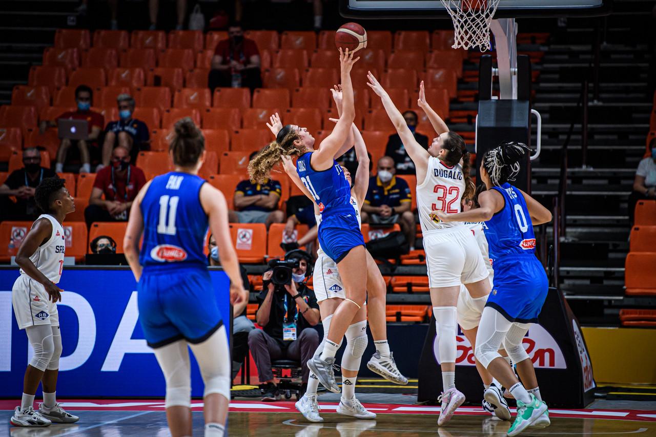 Eurobasket 2021: Italia sconfitta 86-81 dall'overtime
