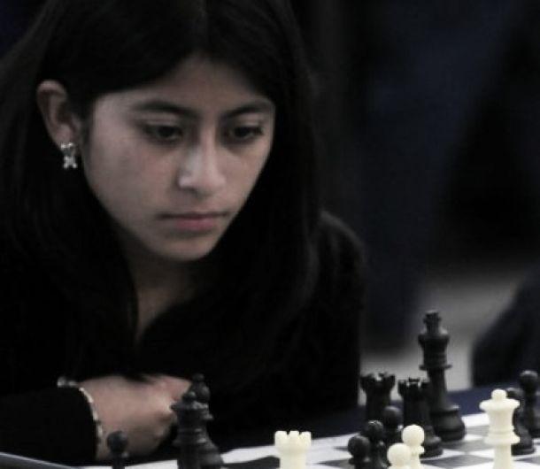 Elvira Alarcón, campeona nacional de Ajedrez