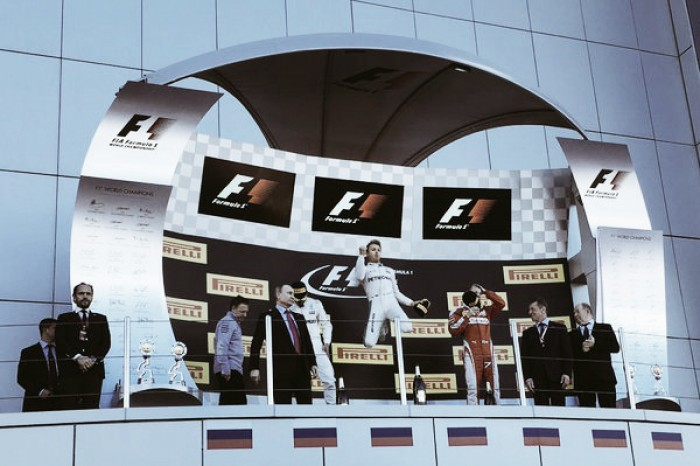 La Fórmula Rosberg