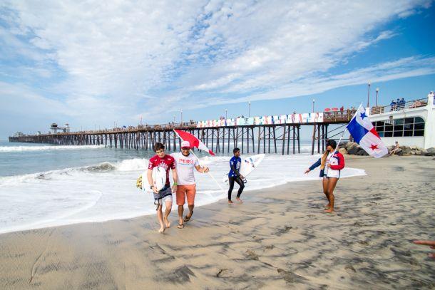 Surf: Fuerte debut de los peruanos en el Mundial ISA Junior