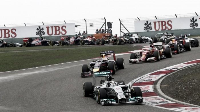 Se viene el Gran Premio de China