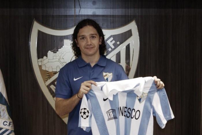 Iturra vuelve al Málaga