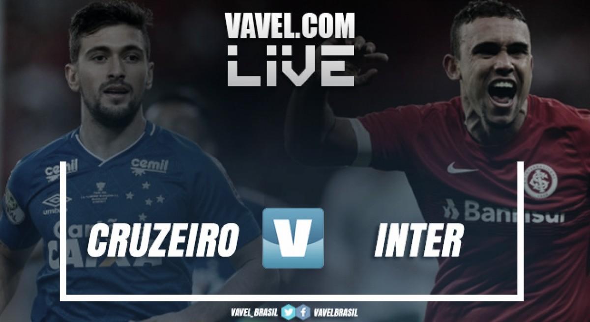 Resultado Cruzeiro 0 x 0 Internacional pelo Campeonato Brasileiro 2018