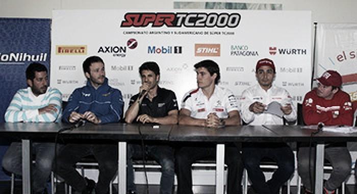 Se viene la tercera del Súper TC 2000