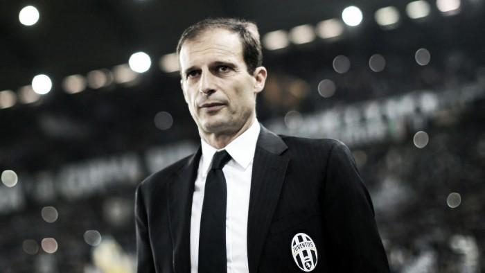 Juve - Allegri introduce la finale di Coppa Italia contro la Lazio in conferenza stampa