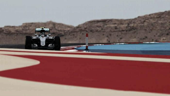 Viernes de Rosberg
