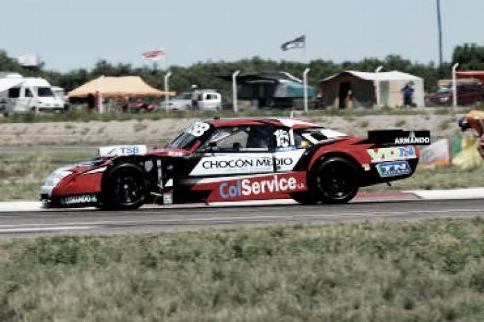 Urcera ratificó lo hecho el viernes y se quedó con la pole position