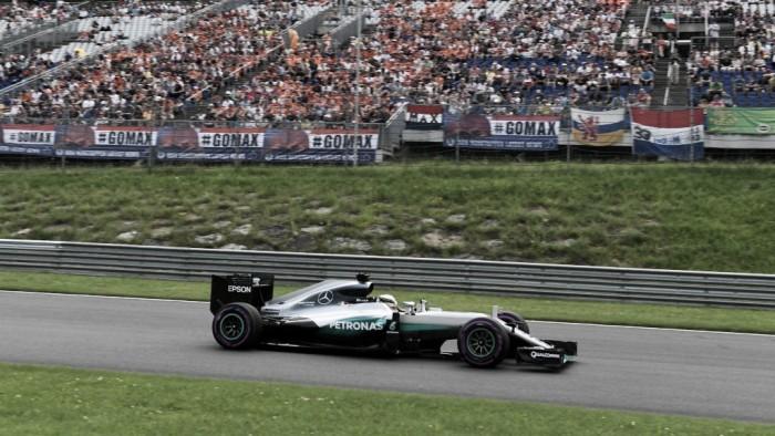 Hamilton fue más rápido que todos