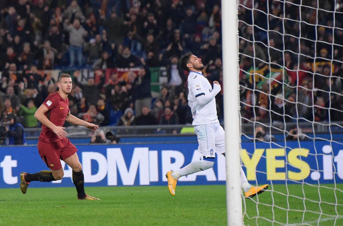 Terminata Roma - Atalanta, LIVE Serie A 2018/19 (3-3): Pareggio giusto in una gara aliena