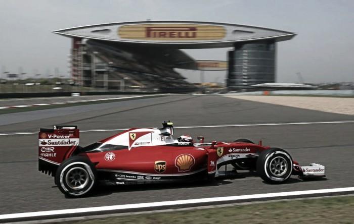 Rosberg y Raikkonen se dividieron las prácticas
