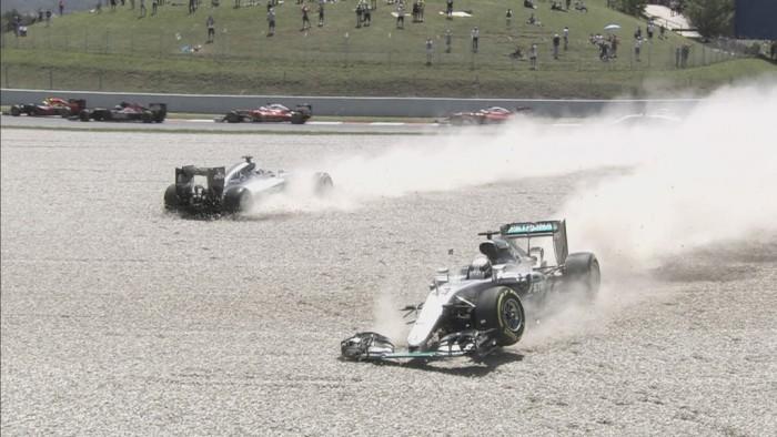 El rival más duro para Mercedes son sus pilotos