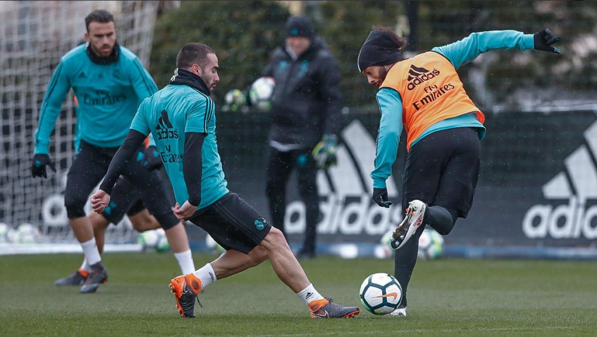 Champions League - Zizou sorride, Real Madrid al completo per il ritorno contro il PSG