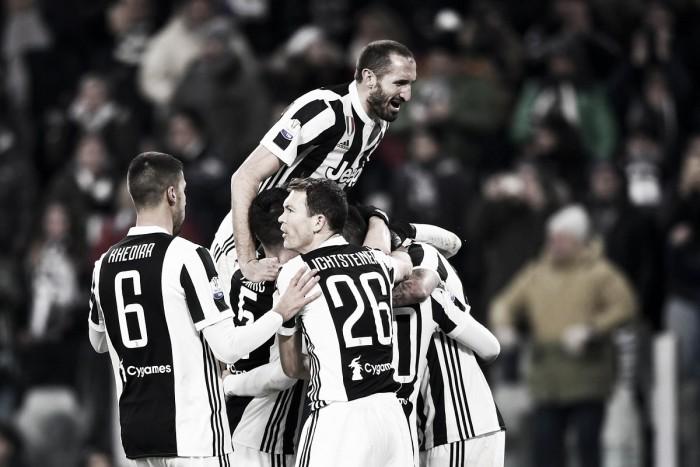 Juve eliminato il Toro nel derby di Coppa. Il commento di Allegri