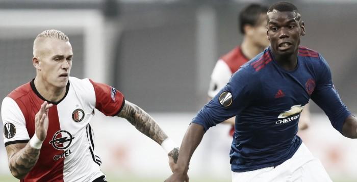 United no jugó a ganador y fue un fantasma en Rotterdam