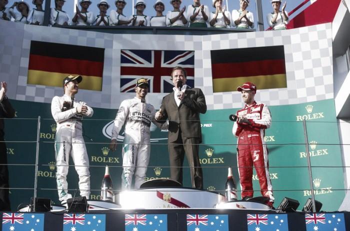 Ya se palpita la nueva temporada de la Fórmula 1
