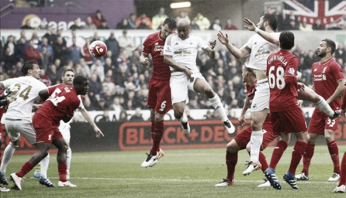 Premier League, lo Swansea di Guidolin affonda i Reds: al Liberty Stadium è 3-1 Swans