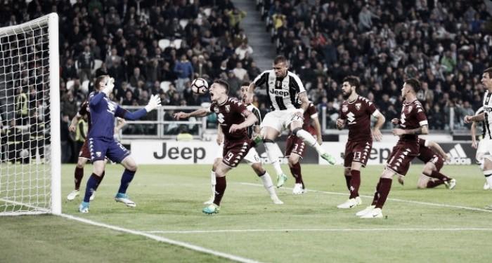 """Juve, Allegri dopo il Torino: """"E' un punto che vale lo Scudetto"""""""