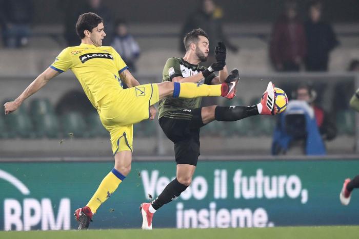 Video Chievo Juventus: gesto 'anti-sistema', 3 turni di squalifica come Mourinho?