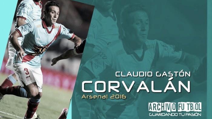 """Claudio Corvalán: """"Fue un cambio total"""""""
