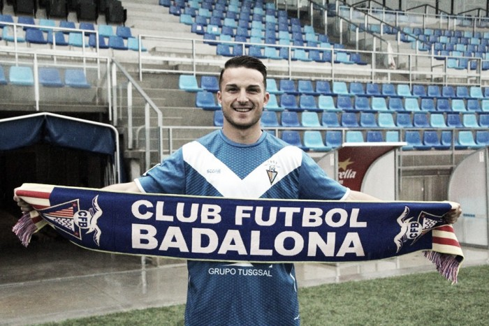 Kilian Durán deja el Atlético B y se marcha al Badalona