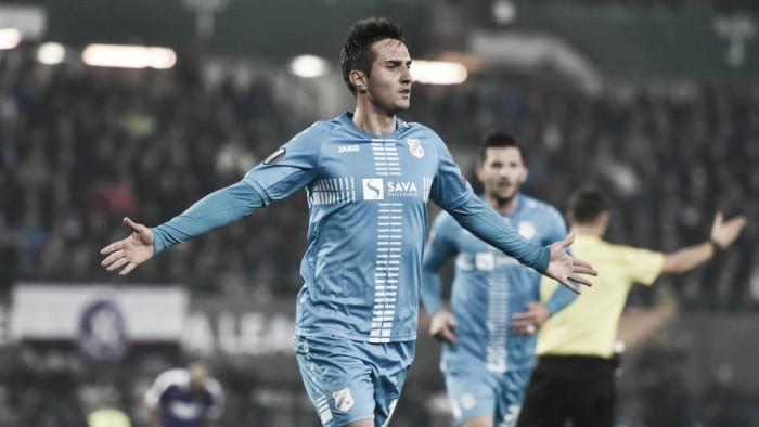 Europa League - Gavranovic-show, il Rijeka passa a Vienna: Austria battuto per 1-3