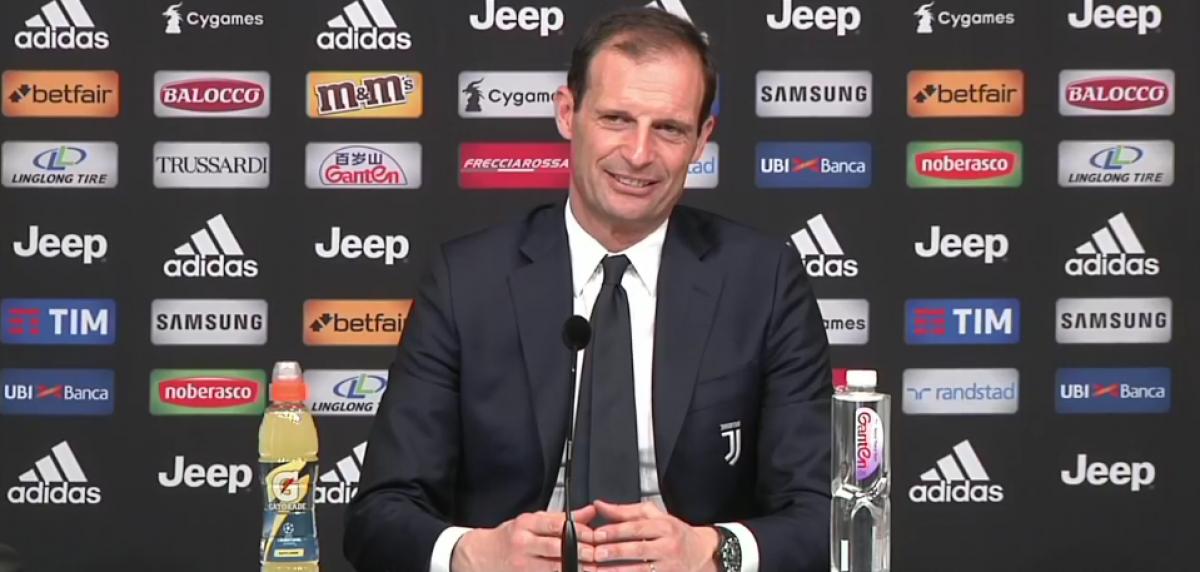 """Juventus - Allegri prima della SPAL e dopo il sorteggio: """"Real squadra più forte del mondo, ma..."""""""