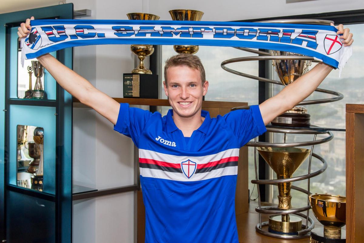 Sampdoria, ufficiale l'acquisto di Jankto. Alvarez verso l'Atlas