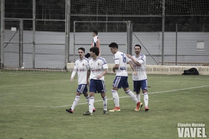Fotos e imágenes del Deportivo Aragón 1-1 Utebo, jornada 16 de Tercera División