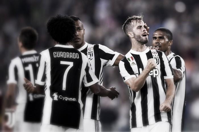 Pjanic, poi un altro: l'evoluzione del centrocampo della Juventus