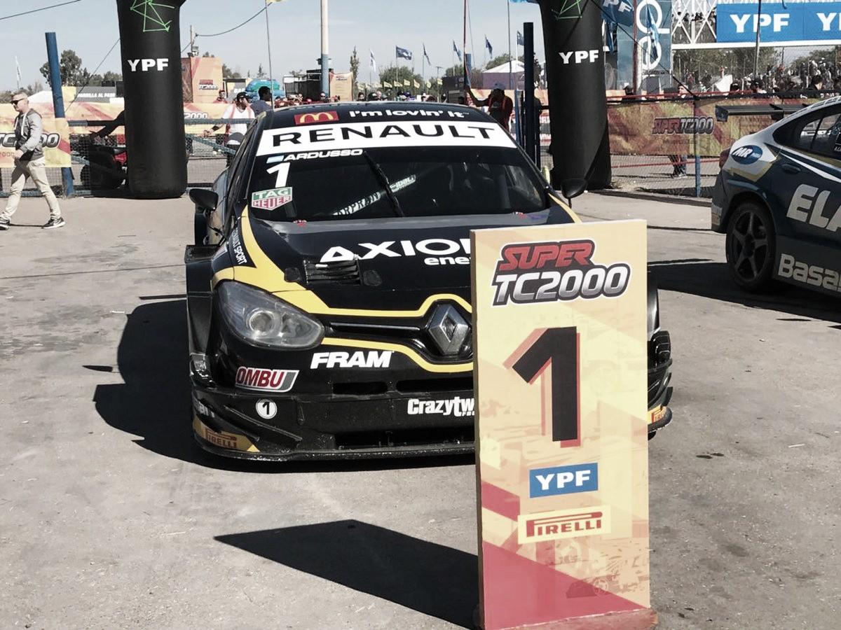 Renault tiene su comodín: Facundo Ardusso