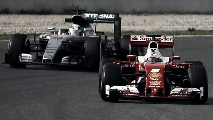 La Fórmula Uno arrancó la pretemporada