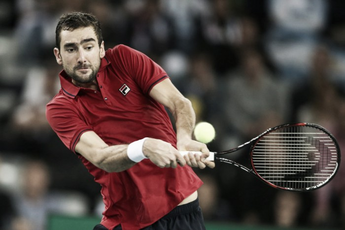 Cilic passa sufoco mas vence Delbonis na primeira Final da Copa Davis