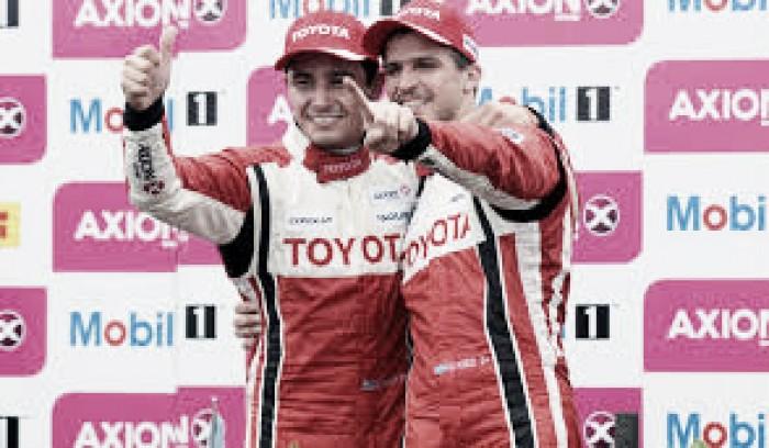 """Milla: """"Quería un podio con Rossi"""""""