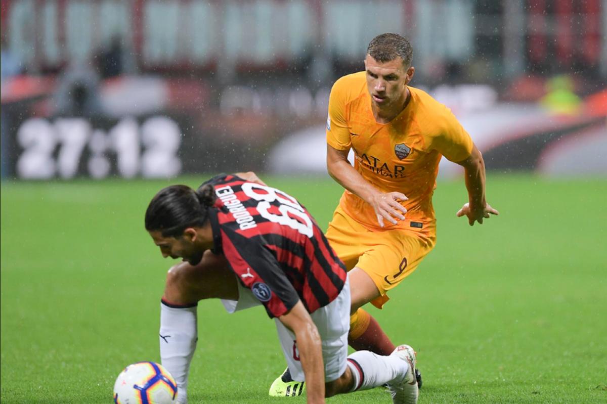 Serie A - Cutrone fa felice il Milan: Roma battuta 2-1 nel recupero