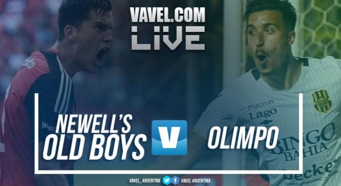 Resultado Newell's 2-0 Olimpo por Superliga Argentina 2017