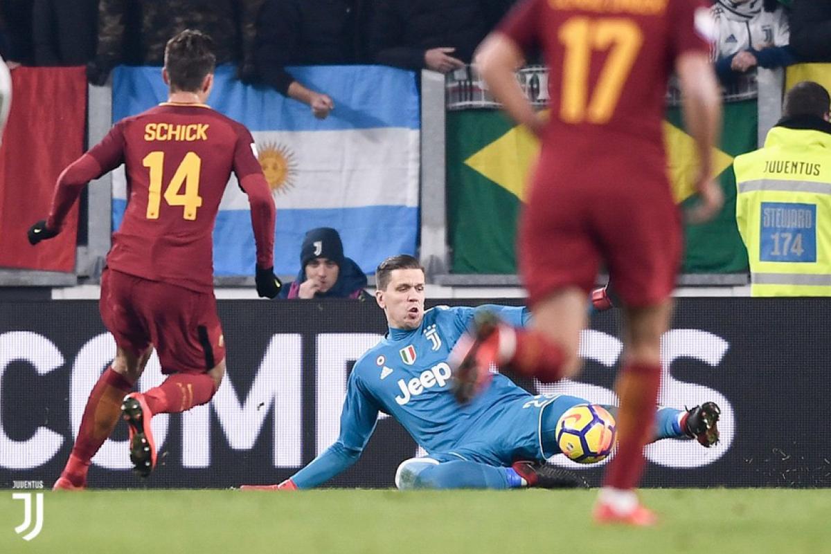 Roma-Juventus, le formazioni ufficiali delle due squadre