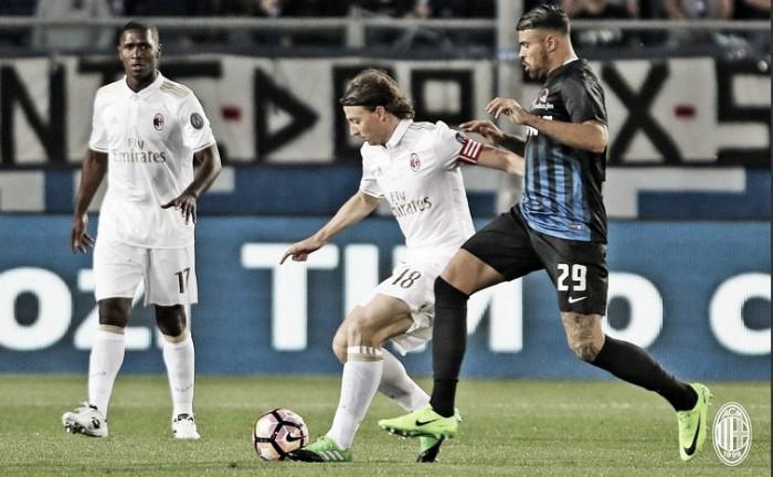 Serie A - Deulofeu risponde a Conti all'88esimo, Atalanta-Milan è 1-1